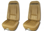 E19627 COVER-SEAT-LEATHER-VINYL-4 PIECES-70-71