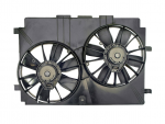 RADIATOR FAN ASSEMBLY - DUAL - WITHOUT CONTROLLER - 98 - 04
