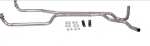 E19916 PIPE SET-EXHAUST-ALUMINIZED-2