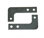 E20399 BRACKET-EXHAUST-TAIL PIPE-HANGER-PAIR-61-62