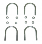 E20413 BOLT KIT-EXHAUST-U BOLT-CORRECT-FINE THREAD-LOW PERFORMANCE-61-62