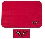 E21191 COVER-FENDER-C5-RED-53-16