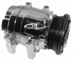 E21263 AIR CONDITIONING COMPRESSOR-CHROME-LS1-98-04