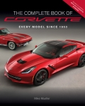 E22135 BOOK- THE COMPLETE BOOK OF CORVETTE-REVISED & UPDATED-53-17
