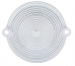 LENS - FRONT PARKING LAMP - CLEAR - IMPORT - EACH - 63 - 67