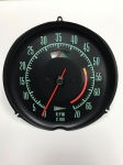 E22496 TACHOMETER ASSEMBLY-ALL-ELECRONIC-5300 RPM-NEW 68.71