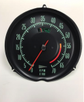 E22497 TACHOMETER ASSEMBLY-ALL-ELECRONIC-5600 RPM-NEW 68.71