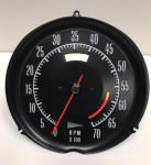 E22502 TACHOMETER ASSEMBLY-ALL-ELECRONIC-6000 RPM-NEW 72-74