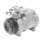E22643 AIR CONDITIONING COMPRESSOR-WITH CLUTCH-NEW-R134A-88-96