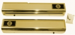 E22768 SILL COVER-ALTEC-GOLD-WITH LOGO-PAIR-88-90