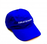 E23048 HAT-CORVETTE PACIFICA-BRIGHT BLUE-BLUE-WHITE-UNISEX-ADJUSTABLE BUCKLE