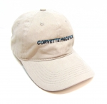 E23052 HAT-CORVETTE PACIFICA-KHAKI-TEAL-BLACK-UNISEX-ADJUSTABLE BUCKLE