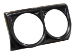 E23096 BEZEL-HEADLAMP-REPRODUCTION-PLASTIC-RIGHT-63L-67