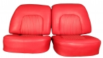 E2830 COVER-SEAT-VINYL-4 PIECES-53-55
