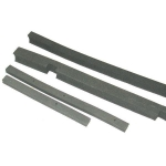 E3214 SEAL KIT-RADIATOR SUPPORT-350-454-WITH OUT A-C-4 PIECES-74-75