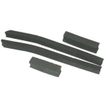 E3221 SEAL KIT-RADIATOR SUPPORT-W-AC OR L82-WITH H.D. RADIATOR-4 PCS-79-81