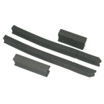 E3222 SEAL KIT-RADIATOR SUPPORT-4 PIECES-82