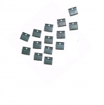 E3272S CLIP SET-HARDTOP-FRONT OUTER HEADER-WEATHERSTRIP-13 PIECES-63-67