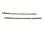 E6074 RETAINER-FRONT AIR DAM-SPOILER EXTENSION-PAIR-80-82