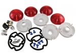 E6368 LENS KIT-TAIL LAMP BUBBLE CUSTOM CONVERSION-74-82