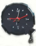 E6388Q CLOCK-NEW-QUARTZ MOVEMENT-77