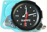 E6391Q CLOCK-NEW-QUARTZ MOVEMENT-82