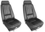 E6948 COVER-SEAT-LEATHERETTE-4 PIECES-69