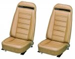 E6962 COVER-SEAT-LEATHER-VINYL-4 PIECES-73-74