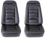 E6967 COVER-SEAT-LEATHER-VINYL-4 PIECES-75
