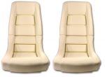 E7057 FOAM SET-SEAT-4 INCH-78 PACE CAR-79-82 ALL-4 PIECES-78-82