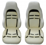 E7146 FOAM SET-SEAT-SPORT-6 PIECES-97-04