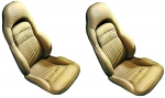 E7150 COVER-SEAT-LEATHER-VINYL-SPORT-6 PIECES-97-04