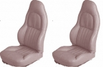 E7151 COVER-SEAT-LEATHER-VINYL-STANDARD-4 PIECES-97-04