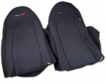 E7158 COVER-SEAT-NEOPRENE-BLACK/BLACK-97-04