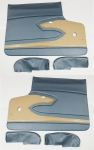 E7193 DOOR PANEL-WITH OUT UPPER METAL INSTALLED-PAIR-59