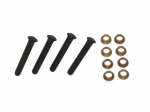 E7464 PIN AND BUSHING-DOOR HINGE-4 PINS-8 BUSHINGS-56-62