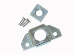 E7468 CAGE ASSEMBLY-DOOR HINGE-WITH NUT-WITH RIVETS-56-62