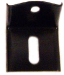 E7586 RETAINER-FRONT UPPER WINDOW STOP BUMPER-CONVERTIBLE-EACH-63-67