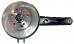 E7679R ARM-REAR TRAILING-COMPLETE WITH ROTOR-WITH 1/4 INCH FLANGE-AUTOMATIC-RIGHT-80-81