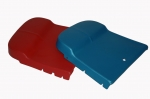 E7792 PANEL-MOLDED-SEAT BACK IN COLOR-WITH OUT UPPER SEAT TRIM OR VENT-PAIR-65-66