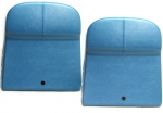 E7793 PANEL-MOLDED-SEAT BACK IN COLOR-WITH OUT UPPER SEAT TRIM OR VENT-PAIR-67