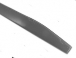 E8183L MOLDING-ROCKER PANEL-LOWER-PRESS MOLDED-LEFT-68-69