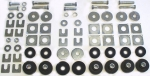 E9012 BODY MOUNT-COMPLETE KIT-COUPE-64