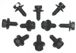E9309 BOLT KIT-HOOD HINGE MOUNTING-10 PIECES-63-67