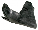 E11117 WEATHERSTRIP-BODY LOCK PILLAR-UPPER FRONT-CONVERTIBLE-USA-LEFT-86-96