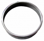 E2948 BEZEL / RING-CLOCK-STAINLESS STEEL-58-62