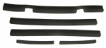 E3206 SEAL KIT-RADIATOR SUPPORT-327-5 PIECES-68