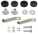 E3273 BRACKET KIT-SIDE EXHAUST-REAR COVER-63-67