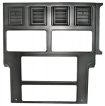 E6046 BEZEL-CENTER DASH WITH DEFLECTORS-84-89