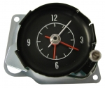 E6386 CLOCK-NEW-QUARTZ MOVEMENT-72-74